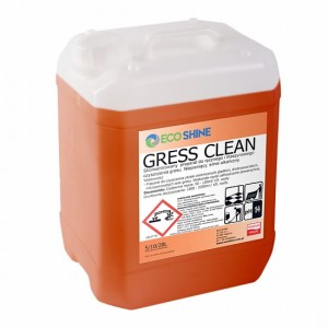 Gress Clean 10L - Koncentrat do mycia gresu