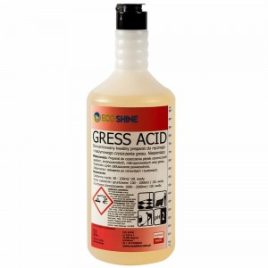 Gress Acid 1L - Koncentrat do mycia gresu po remontach
